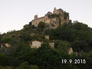 Chalet Entrechaux